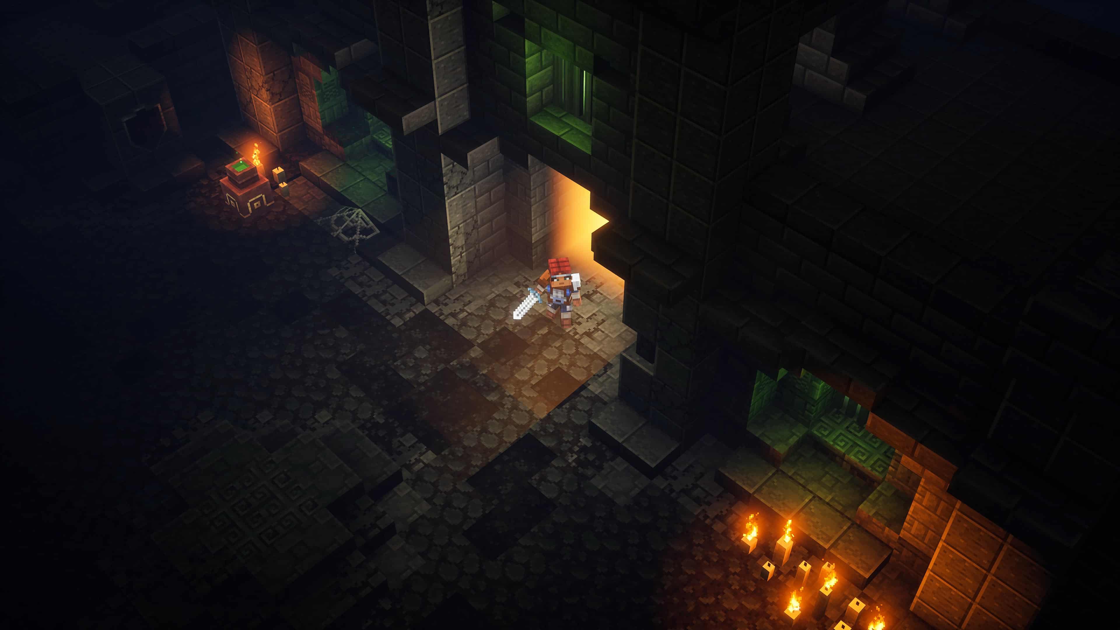 Minecraft Dungeons Details Announced - Minecraft Dungeons