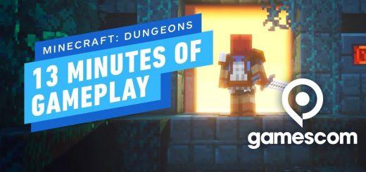Minecraft Dungeons Mod   Minecraft Dungeons Mods